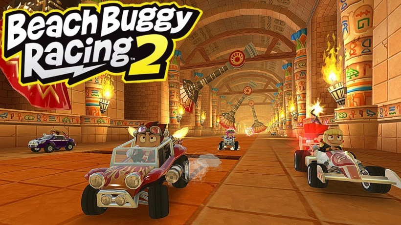 Download Beach Buggy Racing 2 Untuk Android
